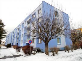 Prodej, byt 1+1, 36 m2, Nový Bor, ul. Tkalcovská