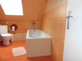 Koupelna (Prodej, byt 3kk, III.NP, 65 m2, OV, Brozany nad Ohří), foto 2/11