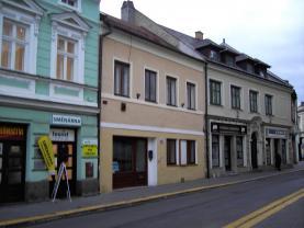 Pronájem, komerční prostor 102 m2, Kroměříž