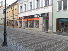 Pronájem, obchodní objekt, 266 m2, Česká Lípa