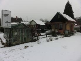 (Prodej chaty s pozemkem, 378 m2, Jenišov u Karlových Varů)