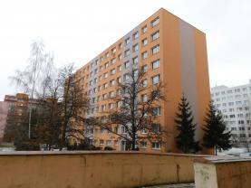 Pronájem, byt 2+kk, 41 m2, Kladno, ul. Francouzská