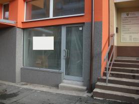 Pronájem, obchodní prostory, 21 m2, Kolín - Zálabí