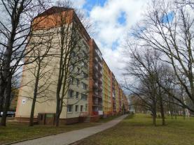 Prodej, byt 3+1, 55 m2, OV, Most, ul. K. H. Borovského