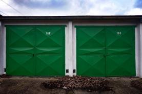 Prodej, dvougaráž, 58 m2, DV, Kadaň - Bystřice II.