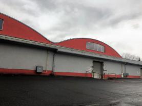 Pronájem, výrobní objekt, 1800 m2, Ostrava, ul. Martinovská