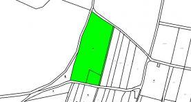 Prodej, ostatní pozemky 9717 m2, Sosnová