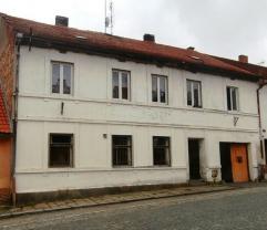 Prodej, rodinný dům, 712 m2, Mirotice
