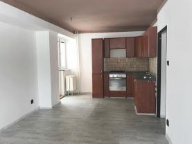 Pronájem, byt 2+kk, 43 m2, Ostrava - Poruba, ul. Alžírská