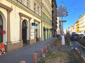 Pronájem, kancelářské prostory, 52 m2, Praha, ul. Legerova