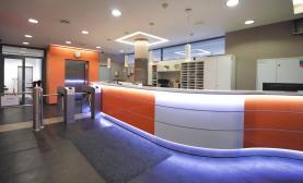 Pronájem, kancelářské prostory, 126 m2, Praha 5 - Smíchov