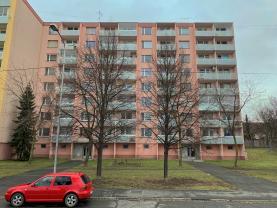 Prodej, byt 1+1, 33 m2, Olomouc, ul. U cukrovaru, lodžie