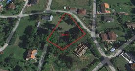Prodej, stavební pozemek 2400 m2, Jevany - Praha východ