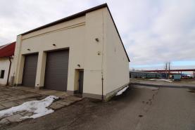 Pronájem, výrobní objekt, 135 m2, Kladno, ul. Lidická