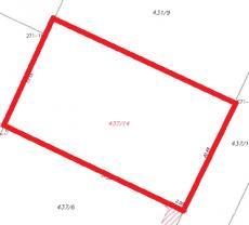 Prodej, Stavební pozemek 692 m2, Bezděkov