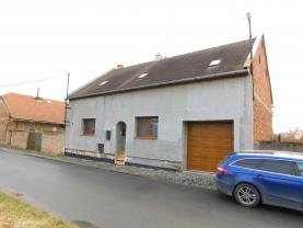 Prodej, rodinný dům, Olomouc, ul. Ctiradova