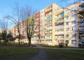 Prodej, byt 2+kk, 38 m2, Kladno