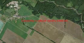 Prodej, pole, 4966 m2, Lhota nad Moravou