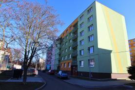Prodej, byt 2+1, 62 m2, Plzeň, ul. Křimická