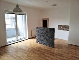 Prodej, byt 2+kk, 49 m2, OV, Chomutov, ul. Čechova
