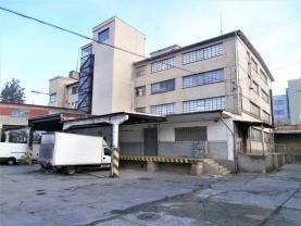 Pronájem, sklad, 520 m2, Plzeň - Slovany