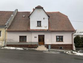 Prodej, rodinný dům 4+1, Moravský Beroun, ul. Dvořákova
