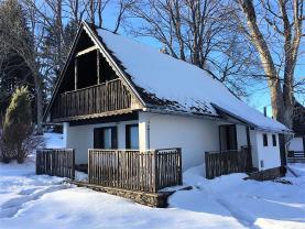 Prodej, chata 3+1, 700 m2, Čachrov - Svinná