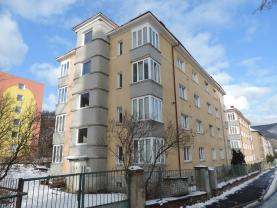 Pronájem, byt 2+kk, Ústí nad Labem, ul. Mlýnská