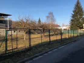 Prodej, stavební pozemek, 492 m2, Ostrava - Hrabová