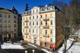 Prodej, byty 1+kk, 49 m2, Mariánské Lázně, ul. Ruská