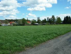 Prodej, stavební pozemek, 1357 m2, Drmoul, ul. K Cechu
