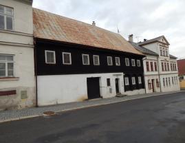 Prodej, rodinný dům, Jiřetín pod Jedlovou, ul. Děčínská