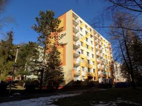 Prodej, byt, 1+1, OV, 37 m2, Děčín - Bynov