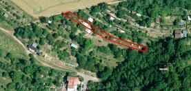 Prodej, zahrada, 590 m2, Brno - Obřany