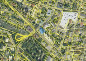 Mapa (Prodej, byt 3+1, Jablonec nad Nisou, ul. Budovatelů), foto 2/15