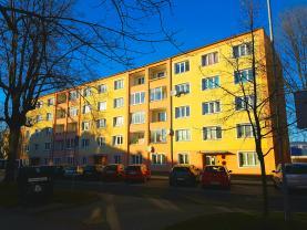 Prodej, byt 2+1, 60 m2, OV, Ostrov, ul. Severní