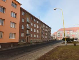 Prodej, byt 2+1, 50 m2, OV, Jirkov, ul. Karla Čapka