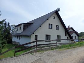 Prodej, rodinný dům 6+2, 198 m2, Vysoké nad Jizerou