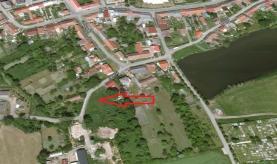 umístění pozemku (Prodej, stavební parcela, 3.497 m2, Vysoké Veselí), foto 2/9