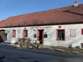 Prodej, rodinný dům s restaurací, 477 m2, Borečnice