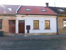 Prodej, rodinný dům 4+1, Hořice, ul. Máchova