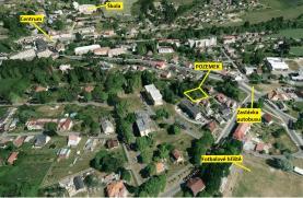 Prodej, pozemek, 745 m2, Plesná, ul. Sadová