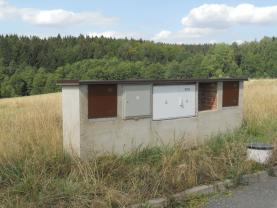 Prodej, pozemek, 1084 m2, Rváčov u Hlinska