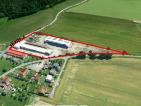 Prodej, výrobní areál, 20 256 m2, Lom