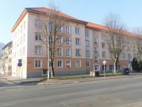 Pronájem, byt, 2+1, 73 m2, OV, Ústí nad Labem, Střekov