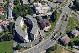 celkový pohled (Pronájem, kancelářské prostory, Ostrava, ul. Chittussiho), foto 2/26