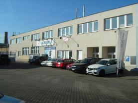 Pronájem, kancelářské prostory, 378 m2, Praha 10 - Strašnice