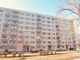 Prodej, byt 2+1, 65 m2, OV, Ústí nad Labem - Severní Terasa