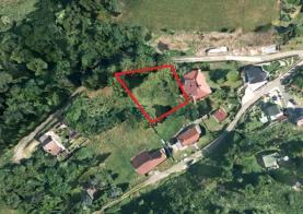 Prodej, pozemek, 800 m2, Teplička