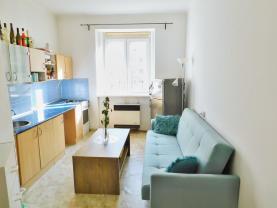 Prodej, byt 1+1, 42 m2, Praha, ul. Andrštova